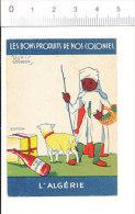Chromo Phosphatine Falières / L'Algérie Agriculture Coton Vin Olives Mouton / 39/25 - Unclassified