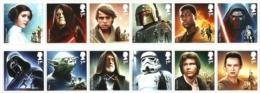 2015 - Gran Bretagna - Star Wars, - 1952-.... (Elisabetta II)