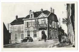 LUZY (Nièvre) La Poste - Postes Télégraphes Et Téléphones - Animée - France