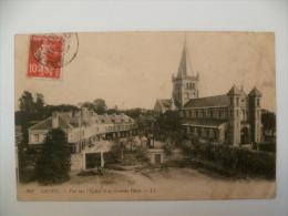 LE HAVRE.SANVIC:Vue Sur L'Eglise Et La Grande Place. - Le Havre