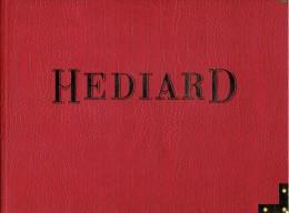HEDIARD EPICERIE FINE CATALOGUE 2000/2001 - Factures & Documents Commerciaux