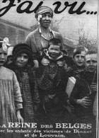 J'ai Vu... - N° 102-Reine Belge Louvain & Dinant-Wilson & Hughes-Macédoine Infirmière à Mulet-Charme Mode Berets-Biplan - Guerre 1914-18