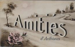 (D14 - 121-122 - )  Amities D'Anthisnes - Anthisnes