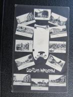 AK DEUTSCH WAGRAM B. Gänserndorf 1907 /// D*18411 - Gänserndorf
