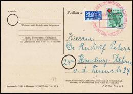 1949. RED CROSS 10+20 Pf. FREIBURG (BREISGAU) HENRI DUNANT GRÜNDER DES ROTES KREUZ 15.8... (Michel: 41A) - JF181519 - Zone Française
