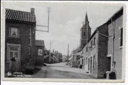 (D14 - 133-134 - )  Anthisnes - La Rue De L'Eglise - Anthisnes