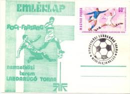 BUDAPEST  LABDARUGO URUGUAI MISK OLC 1980 - Famous Clubs