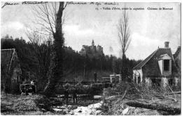 Montuel Eure Avre Captation Barrage Moulin Dos Non Divisé 1904 état Superbe - France
