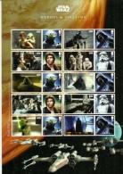 2015 - Gran Bretagna - Star Wars Minifoglio, - 1952-.... (Elisabetta II)
