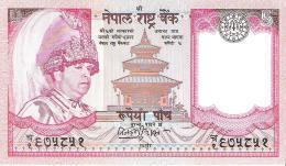 Nepal - Pick 53 - 5 Rupees 2005 - Unc - Nepal