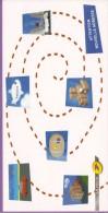 Marque-page °° La Poste - Attention Nouvelle Adresse - CP à Remplir Au Verso Et à Expédier - 10x21 - Bookmarks