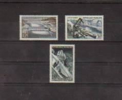 France Timbre De 1956  N°1078 Au N°1080 Neuf  * * Sans  Charnière(cote 23€) - Frankrijk