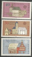 ALLEMAGNE EUROPA 1978 / N� 816 � 818 NEUF** SANS CHARNIERE / LEGERE ADHERENCE  /  MNH