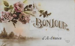 (D14 - 139-140 - ) Un Bonjour D'Anthisnes - Anthisnes