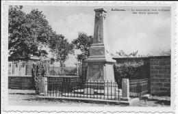 (D14 - 143 - ) Anthisnes - Le Monument Aux Victimes Des Deux Guerres - Anthisnes