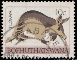 Bophuthatswna 1977. ~ YT 10 - Oryctérope - Afrique Du Sud (1961-...)