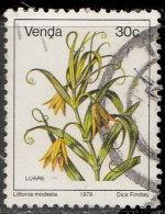 Venda 1979. ~ YT 14 - Hypoxis Augustifolia (Fleur) - Afrique Du Sud (1961-...)