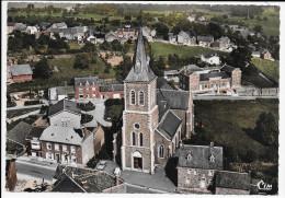 (D14 - 148 - ) Anthisnes - Vue Aérienne - L'Eglise - Anthisnes
