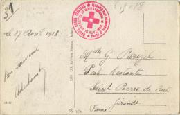CACHET AMBULANT PARIS  TOULOUSE 1° - Storia Postale