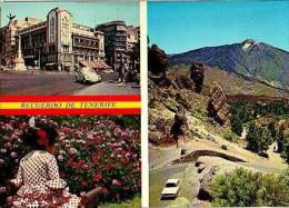 Ténérife  H716         ( 3 Vistas )   Recuerdo De Ténérife - Tenerife