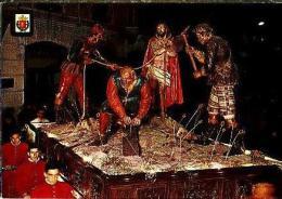 """Valladolid   H748        Semana Santa. """"Preparativos Para La Crucifixion"""" - Valladolid"""