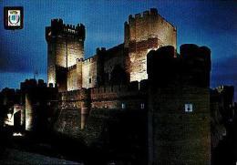 Valladolid   H754         Medina Del Campo. Castilla De La Mota. Nocturna - Valladolid