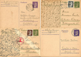 4 GS DR - Briefe U. Dokumente