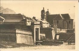 CPA 05 - Briançon - La Porte De Pignerol Et L'Eglise - Briancon