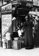 PARIS 1900 - Distributeur Automatique - Photo DESOYE - Professions
