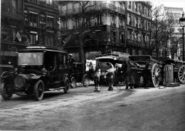 PARIS 1900 - Travaux - Photo DESOYE - Professions