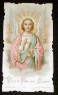 """Superbe Image Pieuse Bouasse Lebel  N°1513 """" Voici Le Pain Des Anges """" - Images Religieuses"""