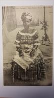 COTE D'IVOIRE Femme HALF D'ASSINIE Colonies Francaise 26 Afrique CPA Animee Postcard - Ivory Coast