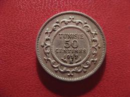 Tunisie - Protectorat Français - 50 Centimes 1917 A 0147 - Tunisia