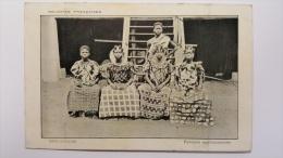 COTE D'IVOIRE Femmes APOLLONIENNES Apolonienne Colonies Francaise Afrique CPA Animee Postcard - Ivory Coast