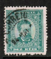 PORTUGAL  Scott  # 59 VF USED - Used Stamps