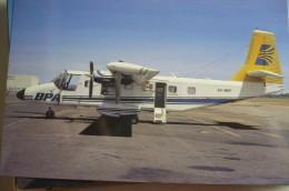 GAF NOMAD     BUSH PILOTS AIRWAYS   VH BRP      EDITION  PPH - 1946-....: Era Moderna