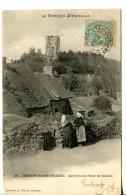 CESSON-SAINT-BRIEUC (22) - Arrivée à La Tour De Cesson - Autres Communes