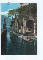 P3585 Lago Di Como - Punta Di Balbianello - Annullo A Bande Orizzontali 1962 - Storia Postale - Italia