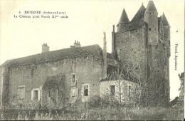 Bridore Le Chateau Cote Nord - Autres Communes