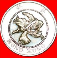 ★BI-METALLIC: HONG KONG ★ 10 DOLLAR 1995! LOW START ★ NO RESERVE! - Hong Kong
