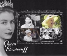 SAMOA 2015 - Long Reigne De Sa Majesté Elisabeth II - BF Neufs // Mnh - Samoa