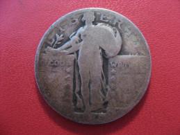 Etats-Unis - USA - Quarter Dollar 1929 Walking Liberty 5078 - 1916-1930: Standing Liberty (Libertà In Piedi)