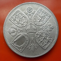 Great Britain 1 Crown 1960 - 1902-1971 : Post-Victorian Coins