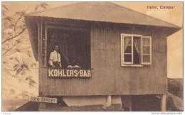 CO-  NIGERIA  HOTEL  CALABAR  KOHLERS  BAR  ODO STREET - Nigeria