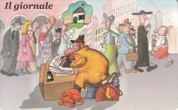 SAN MARINO - Senza Dimora/Il Giornale(FA), Tirage 7000, 06/03, Mint - San Marino