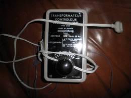 TRANSFORMATEUR CONTROLEUR HORNBY AcHO  TYPE 6460  220 V ET NON 110 V - Alimentazione & Accessori Elettrici