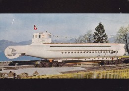 Le Mésoscaphe De Jacques Piccard - Submarines