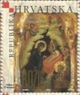 HR 2005-746 CHRISTMAS, CROATIA-HRVATSKA, 1 X 1v, MNH - Kroatien