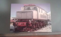 TRIESTE - Locomotiva E.626.059 - Museo Ferroviario Di Campo Marzio - Trieste