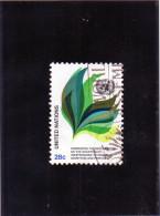 1982 ONU New York - Indipendenza Dei Popoli - New York – UN Headquarters